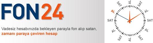 Halkbank Fon 24 Hesabı
