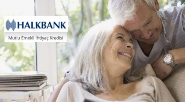 Halkbank Mutlu Emekli Kredisi