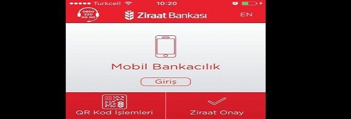 Mobil Bankacılık giriş