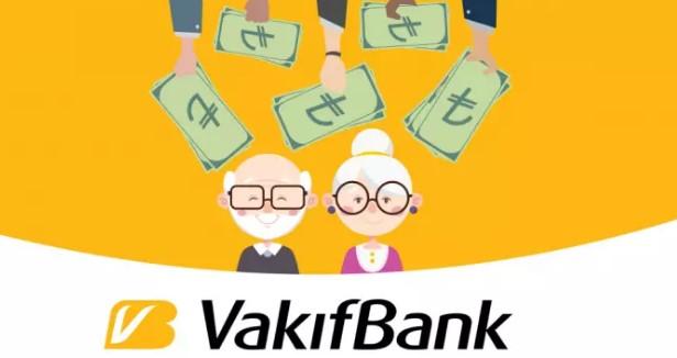 Vakıfbank SGK Emekli Promosyon