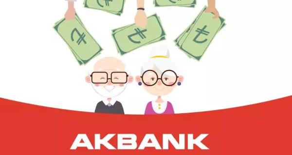 Akbank Emekli Maaş Promosyonu
