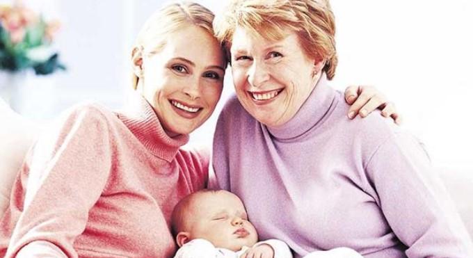 Devletten Torununa Bakan Büyükannelere Maaş