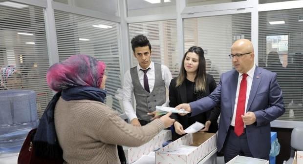 Eskişehir Belediyesi Yardımları