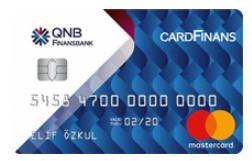 Finansbank Ev Hanımlarına Kredi Kartı
