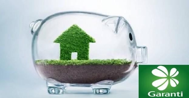 Garanti Bankası %100 Mortgage Kredisi