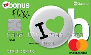 Garanti Bankası Bonus Flexi Card