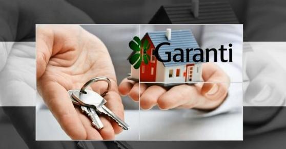 Garanti Bankası Evini Gösterene Mortgage!