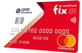 QNB Finansbank Fix Card