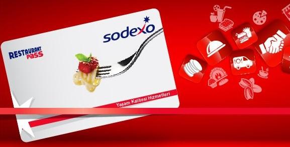 Sodexo Yemek Kartı