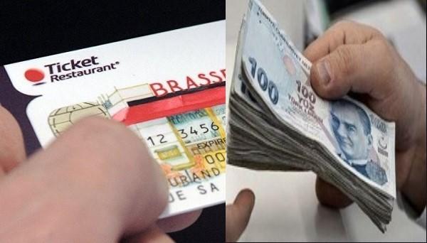 Sodexo ve Ticket Nakde Çevirme Nasıl Yapılır