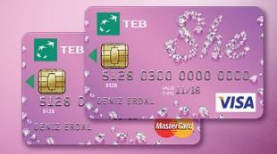 TEB Ev Hanımlarına Kredi Kartı Başvurusu