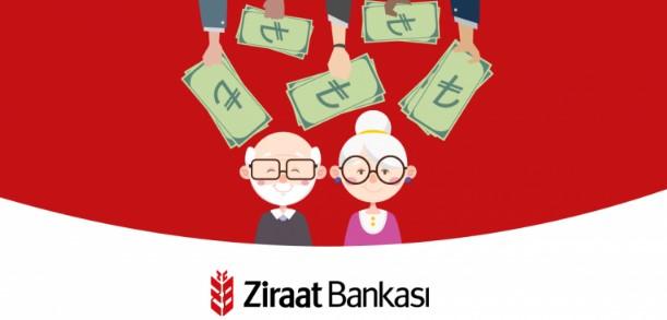 Ziraat Bankası Emekli Promosyonu Ne Kadar Veriyor
